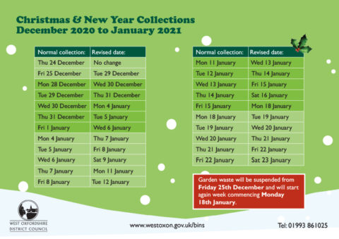 Waste Bin Collections