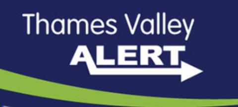 Thames Valley Police Alert
