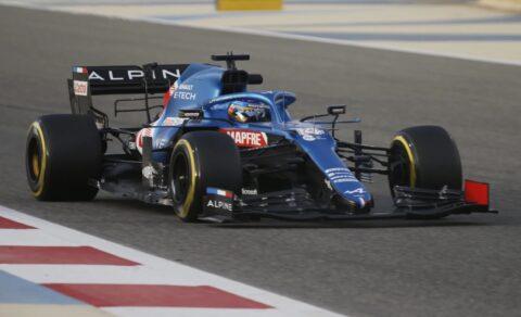 Enstone Alpine F1 Team