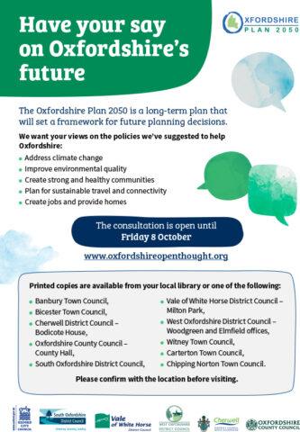 Oxfordshire Future Plan